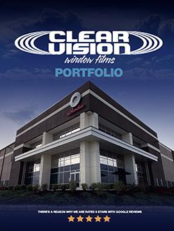 Clear Vision Window Films Portfolio